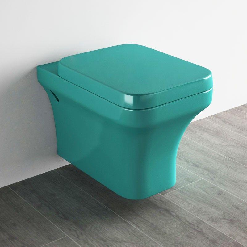 wc suspendu code r couleurs abattant. Black Bedroom Furniture Sets. Home Design Ideas