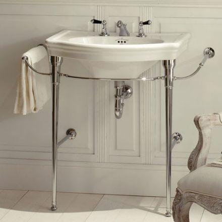 Console new etoile for Console lavabo salle de bain