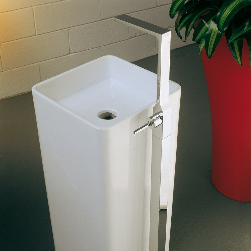 robinet mitigeur lavabo sur pied waterblade j. Black Bedroom Furniture Sets. Home Design Ideas