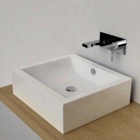 Vasque salle de bain rectangulaire - Salle de bain rectangulaire ...