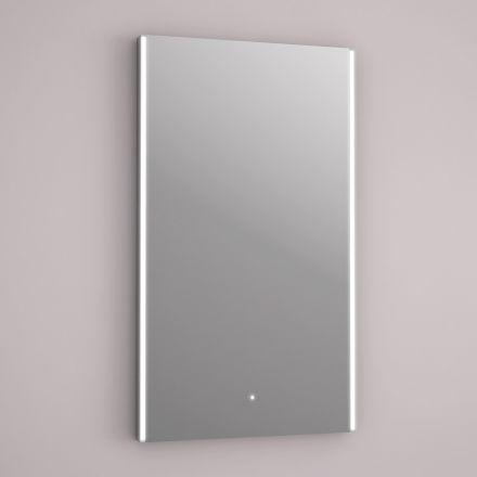 miroir lumineux led anti bu e 40 cm. Black Bedroom Furniture Sets. Home Design Ideas