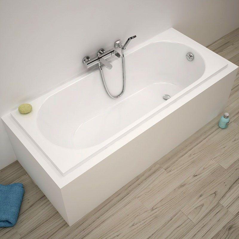 pack baignoire kasandra 170x70 cm et pare baignoire. Black Bedroom Furniture Sets. Home Design Ideas
