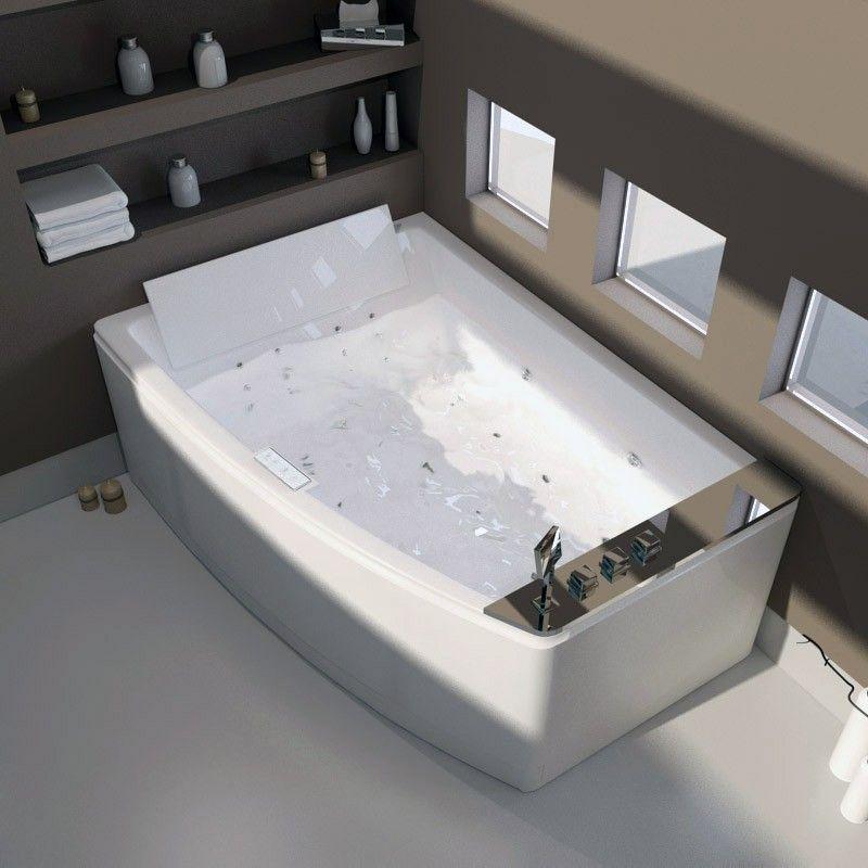 baignoire baln o elba curva 170x120 cm. Black Bedroom Furniture Sets. Home Design Ideas