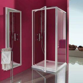 Porte de douche Ciao, 61 à 93 cm