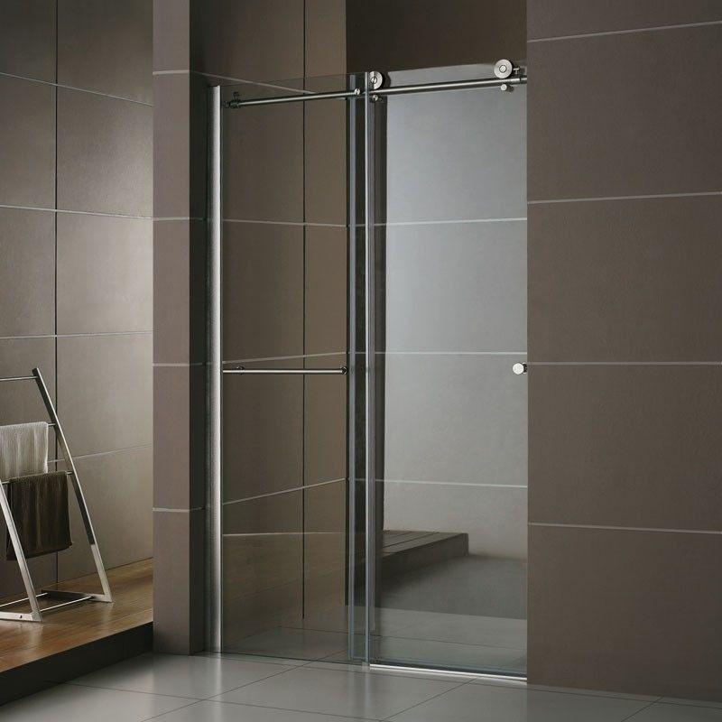 Porte de douche coulissante Rolling, 160 cm