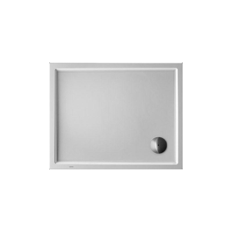 receveur de douche rectangulaire 90 180 cm acrylique duravit starck. Black Bedroom Furniture Sets. Home Design Ideas
