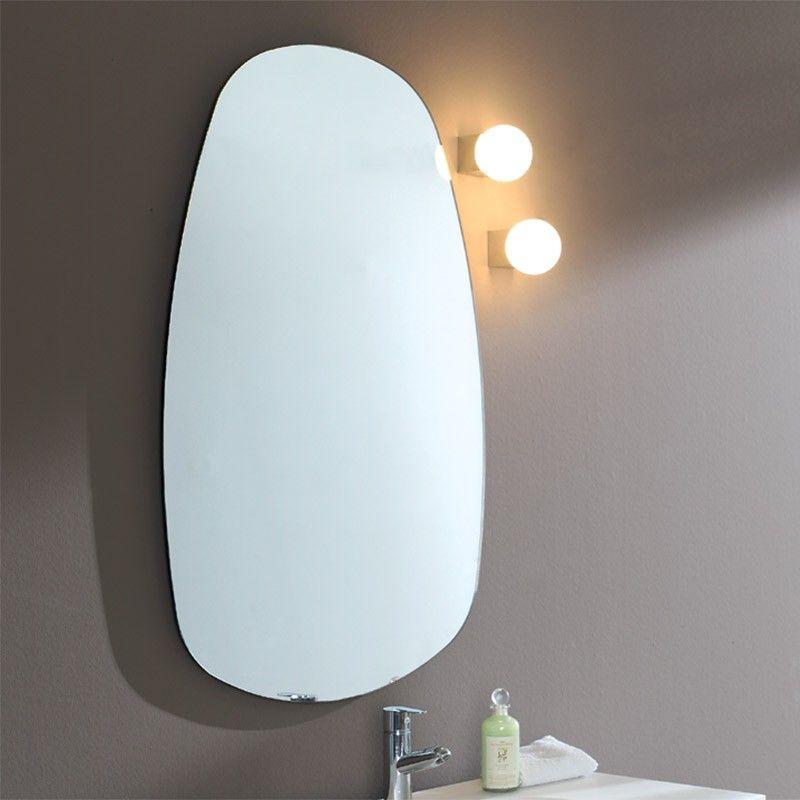 miroir antibu ardec 63x100 cm. Black Bedroom Furniture Sets. Home Design Ideas