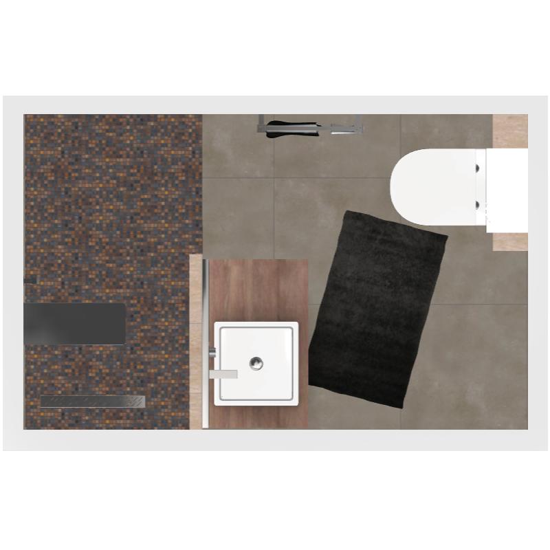 salle de bain bathbox meuble vasque siphon de sol 3 6 m2. Black Bedroom Furniture Sets. Home Design Ideas