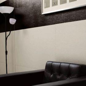 Carrelage mur 30x120 cm Eclat blanc, Niloka