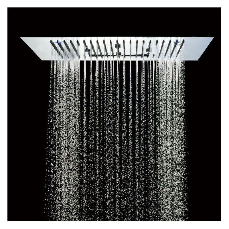 pack douche de pluie aqua 6 80x60 cm. Black Bedroom Furniture Sets. Home Design Ideas