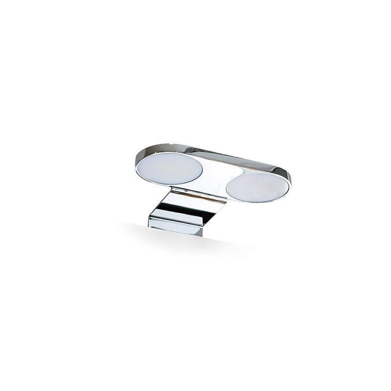 Applique pour miroir Ecoled Rond, 3W