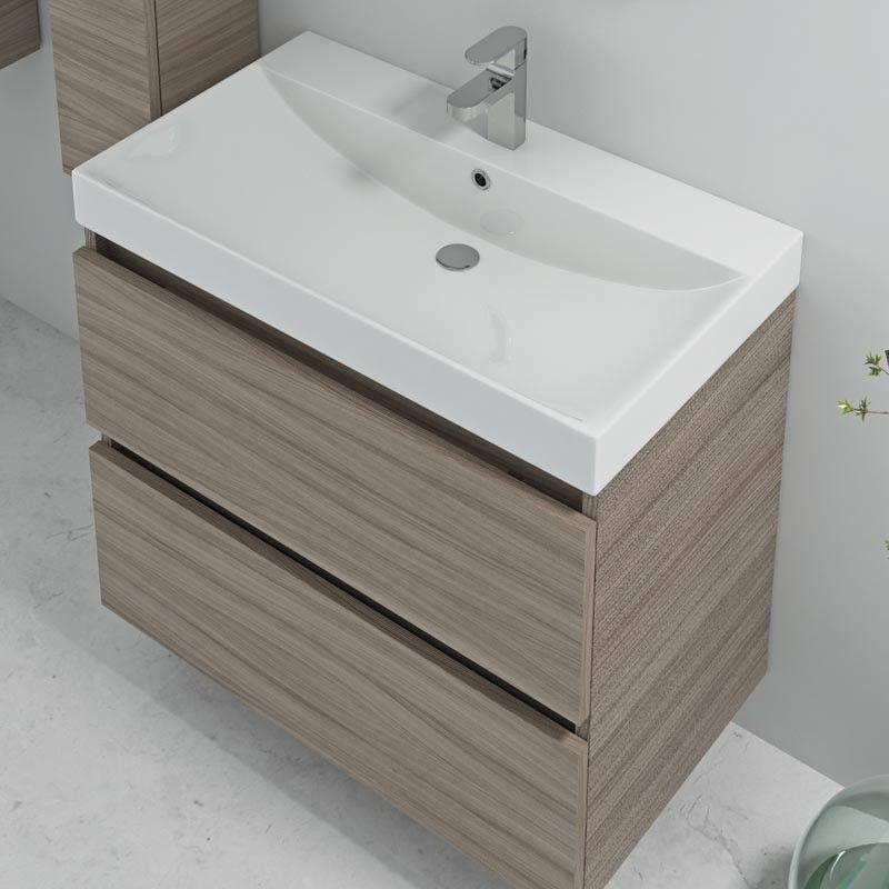 Meuble de salle de bain 80 cm today for Meuble salle de bain 45 cm