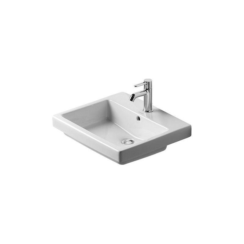 Vasque salle de bain a encastrer id es for Duravit salle de bain