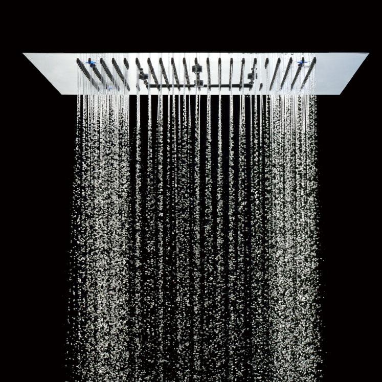 Aqua : fonction Rideau de douche