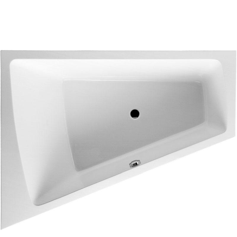 baignoire asym trique paiova 170 180 cm. Black Bedroom Furniture Sets. Home Design Ideas