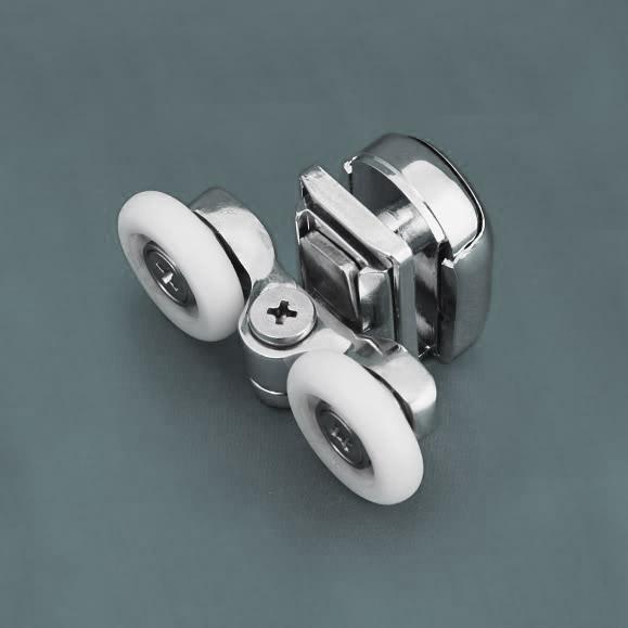Cabine de douche water quart de cercle 80 90 cm - Roulette cabine de douche ...