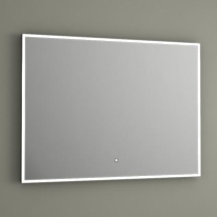 Miroir lumineux led salle de bain clairage led anti bu e for Miroir salle de bain 150