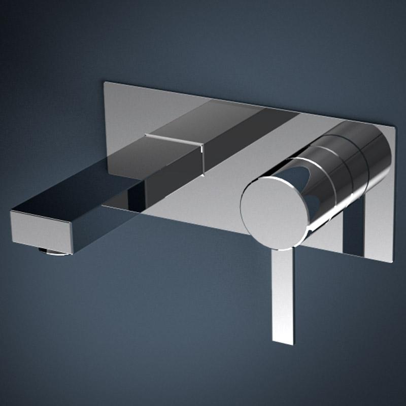 meuble salle de bain ch ne 80 cm 2 tiroirs terra. Black Bedroom Furniture Sets. Home Design Ideas