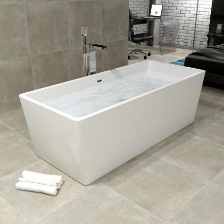 Bien choisir sa baignoire en lot Baignoire acrylique salle bains