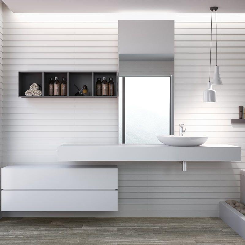 10 idées de carrelage de salle de bain | Masalledebain.com
