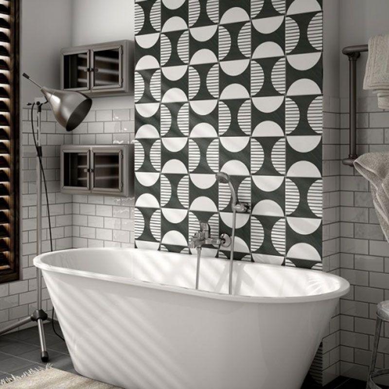 4 astuces pour mettre en valeur votre baignoire. Black Bedroom Furniture Sets. Home Design Ideas