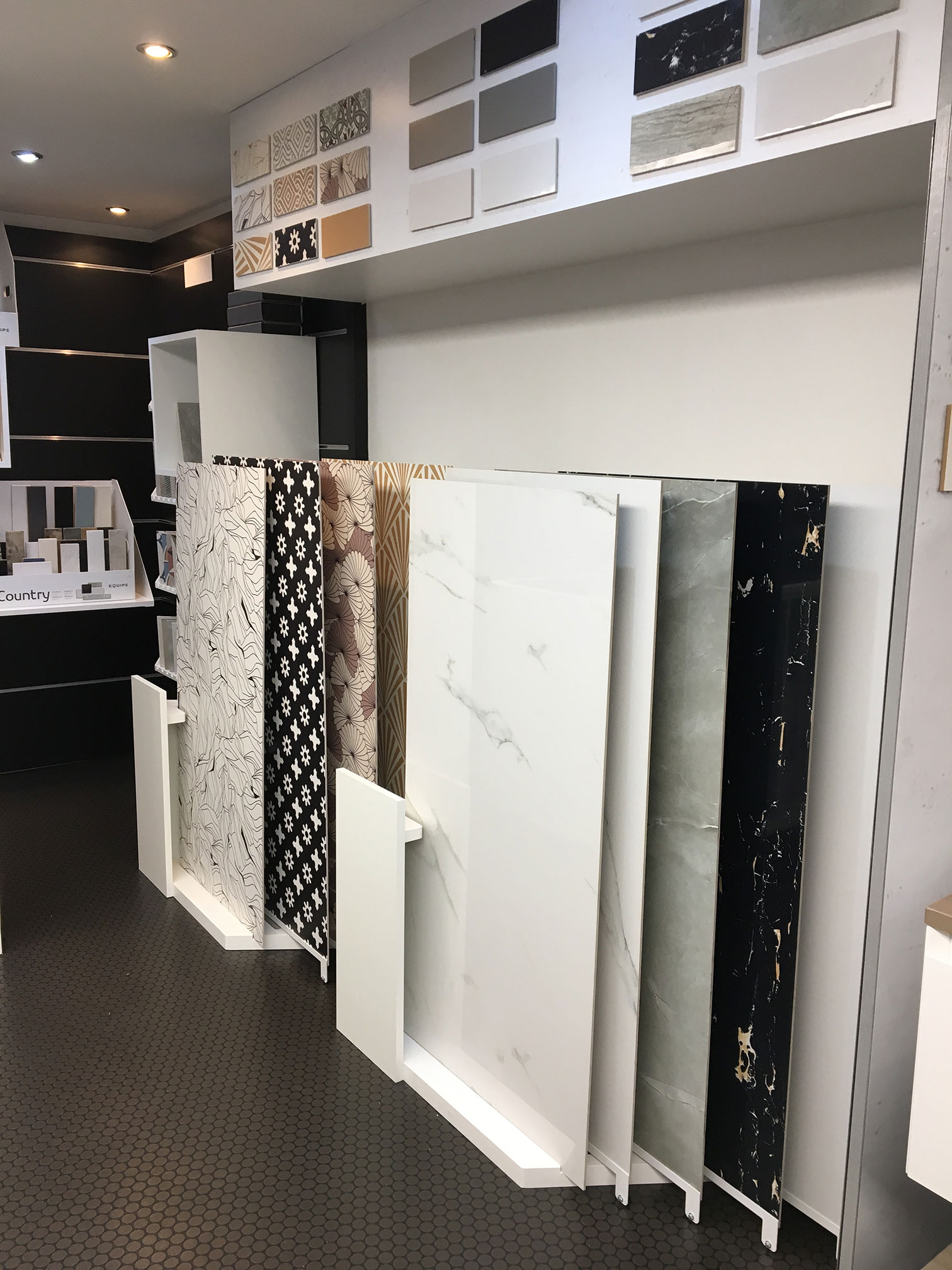 D couvrez le concept store de paris for Store de salle de bain