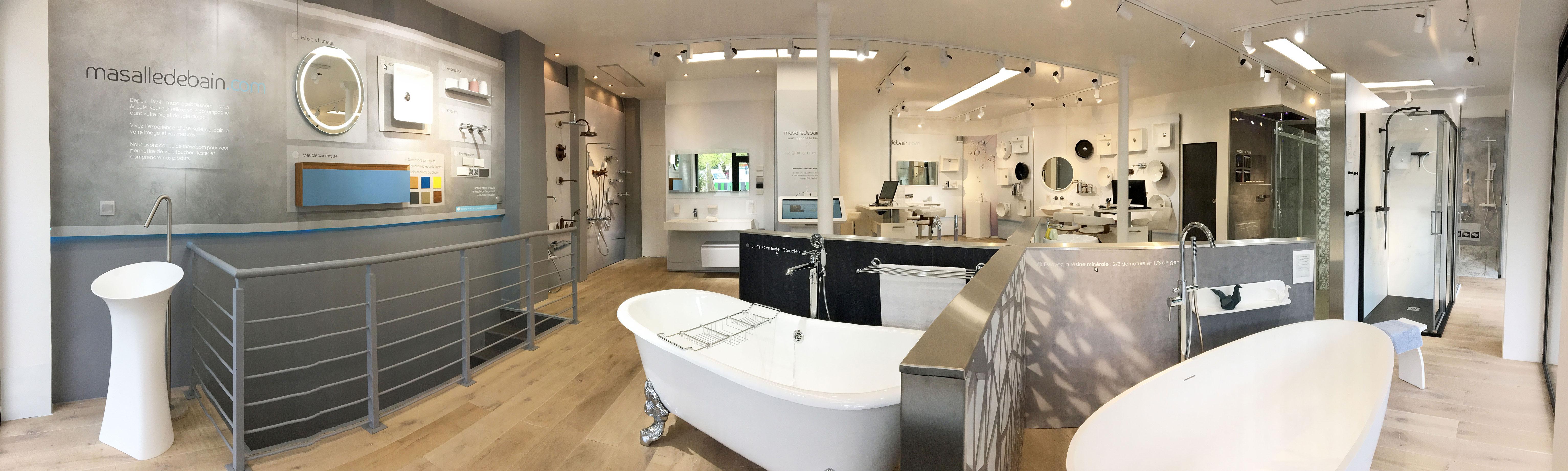 d couvrez le concept store de paris brassens salle de bain. Black Bedroom Furniture Sets. Home Design Ideas