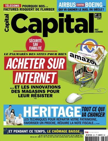 Masalledebain.com classé par le magazine Capital
