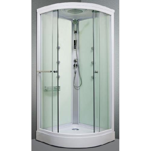 Bien choisir sa douche hydromassante - Combine baignoire douche belgique ...