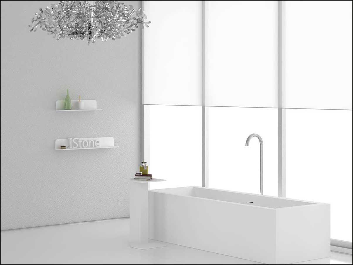 Ambiance design salle de bain minimaliste for Minimalist decor blog