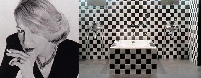 Des idees design dans la salle de bain for Jean philippe toussaint la salle de bain