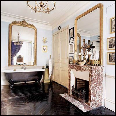 le retro baroque. Black Bedroom Furniture Sets. Home Design Ideas