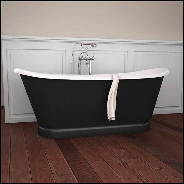 univers retro dans la salle de bain. Black Bedroom Furniture Sets. Home Design Ideas