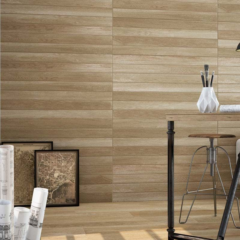 le carrelage imitation parquet tendance de la salle de. Black Bedroom Furniture Sets. Home Design Ideas