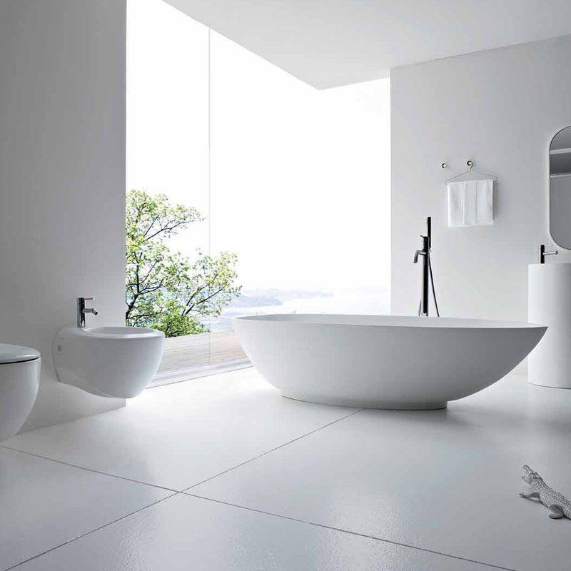 comment am233nager une grande salle de bain
