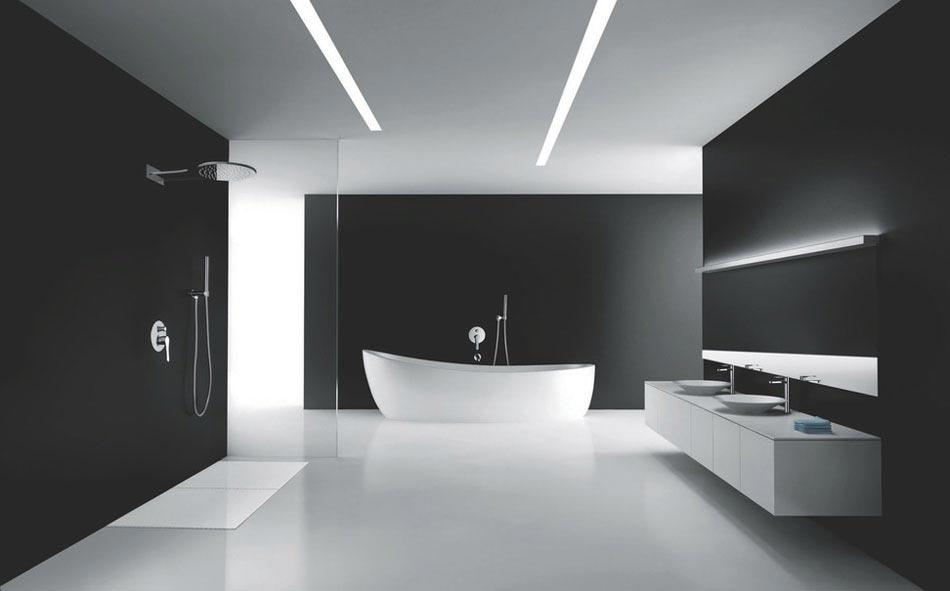 Comment am nager une grande salle de bain for Salle de bain d hotel luxe
