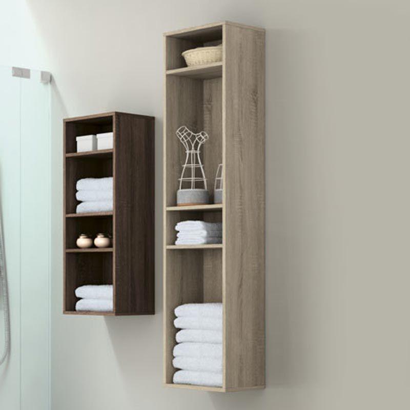 8 meubles de salle de bain en bois les plus beaux meubles de salle de bain en bois - Colonne de salle de bain avec tiroir ...