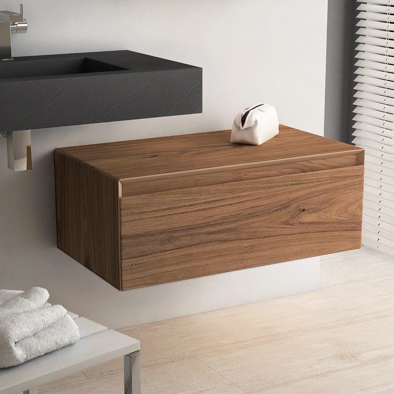 8 meubles de salle de bain en bois les plus beaux meubles de salle de bain en bois. Black Bedroom Furniture Sets. Home Design Ideas