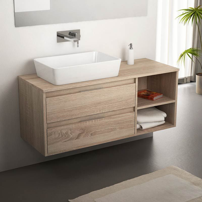 8 meubles de salle de bain en bois les plus beaux. Black Bedroom Furniture Sets. Home Design Ideas