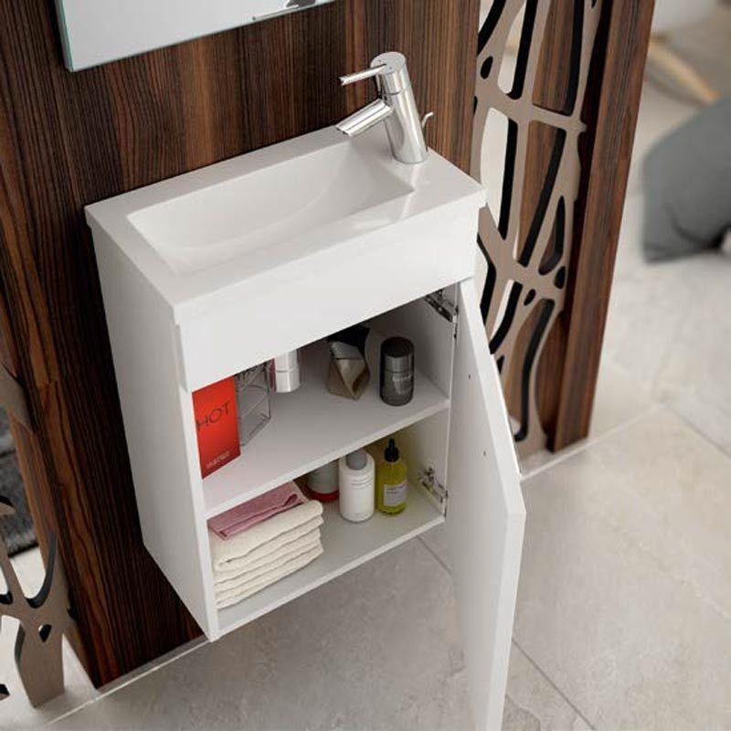 comment am nager une mini salle de bain. Black Bedroom Furniture Sets. Home Design Ideas