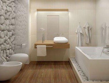 5 conseils de style pour une salle de bain blanche - masalledebain.com - Salle De Bains Blanche