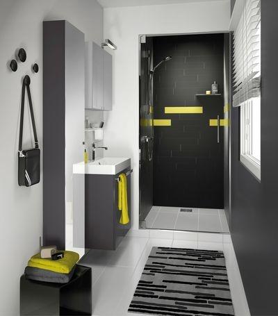 La salle de bain au masculin for Renover une petite salle de bain