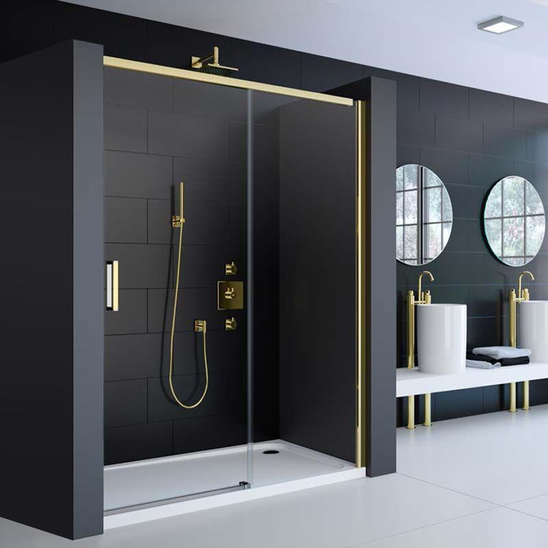 r ussir sa salle de bain noire conseils d co pour une salle de bain noire. Black Bedroom Furniture Sets. Home Design Ideas