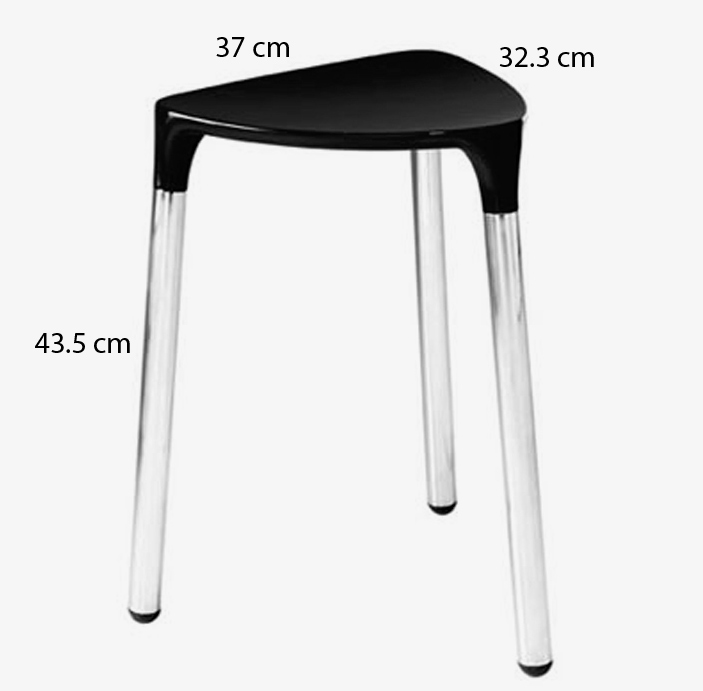 tabouret transparent fly stunning tabouret de bar design uleou en plexiglas bleu with tabouret. Black Bedroom Furniture Sets. Home Design Ideas