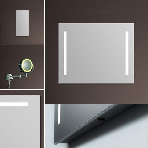 miroir pour salle de bains. Black Bedroom Furniture Sets. Home Design Ideas