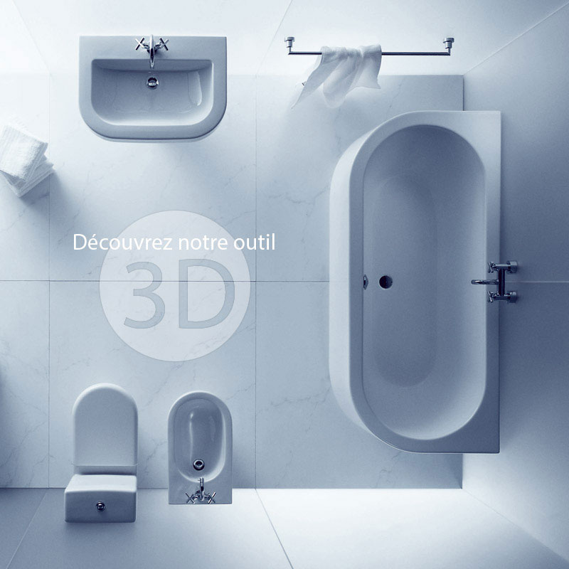 Plan d 39 am nagement de salle de bain for Amenagement salle de bain 3d