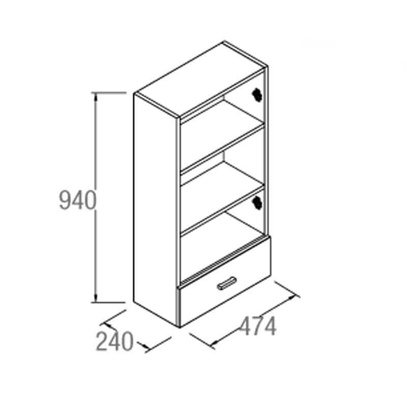 schema technique armoire Estoril