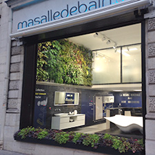 Showroom Paris masalledebain.com