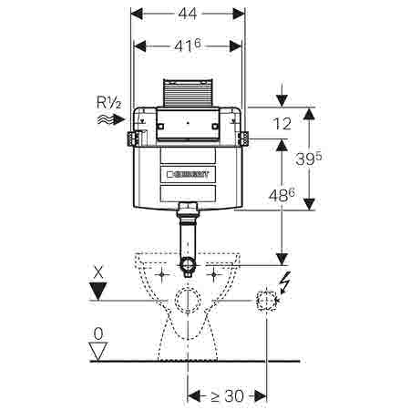 TECHNICAL DRAWING 00428979