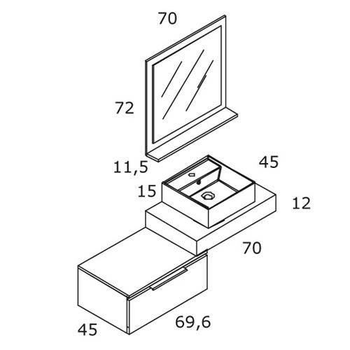 TECHNICAL DRAWING Schema-technique-Linum-70